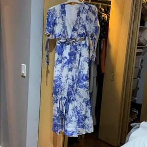 Alice mccall floral dress size 2